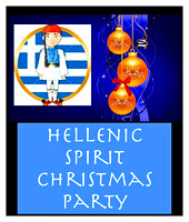 HELLENIC SPIRIT CHRISTMAS PARTY